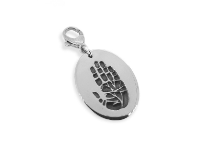 Lobster Clasp On Pendant