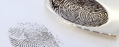 Fingerprint And Pendant
